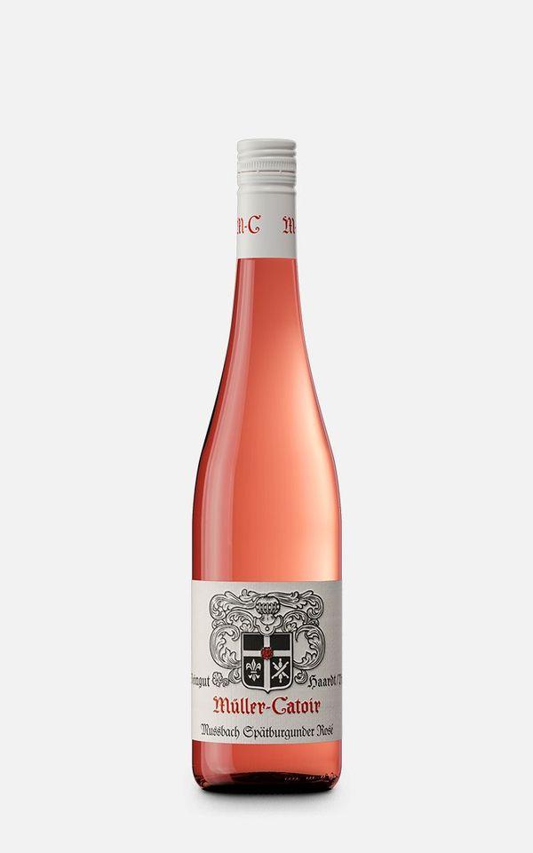 Spätburgunder Rosé Mussbach trocken
